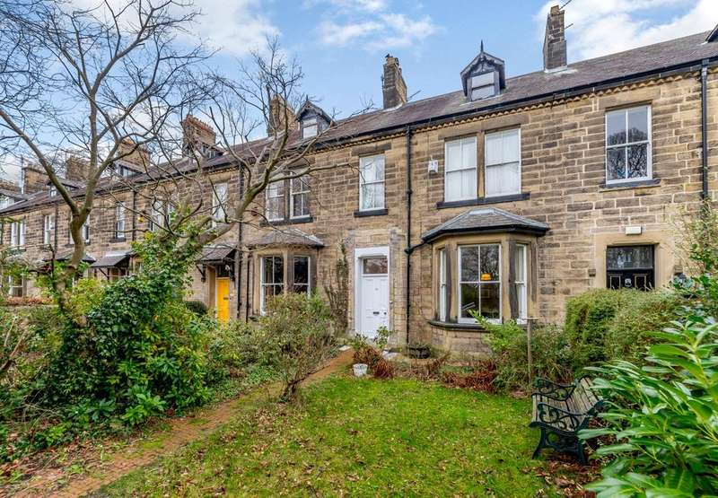 6 Bedrooms Terraced House for sale in Rectory Terrace, Gosforth, Newcastle Upon Tyne, Tyne And Wear