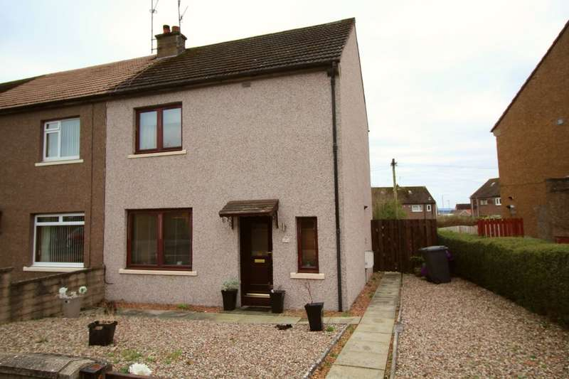 2 Bedrooms Property for sale in North Bank Street, Monifieth, Dundee, DD5