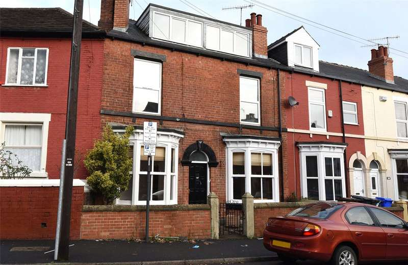5 Bedrooms Terraced House for sale in St Barnabas Road, Highfield, Sheffield, S2