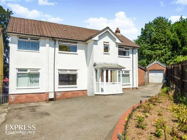 4 Bedrooms Detached House for sale in Pennant Crescent, Cardiff, South Glamorgan