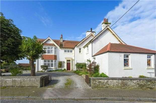 5 Bedrooms Detached House for sale in St John Street, Whithorn, Newton Stewart, Dumfries and Galloway
