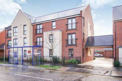 2 Bedrooms Flat for sale in Jenner Boulevard, Emersons Green, Bristol