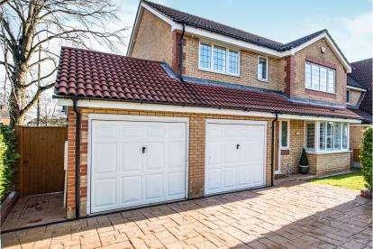 4 Bedrooms Detached House for sale in Parklands, Hemel Hempstead, Hertfordshire