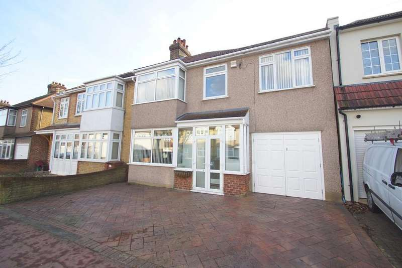 5 Bedrooms Semi Detached House for sale in Old Farm Avenue, Sidcup, DA15
