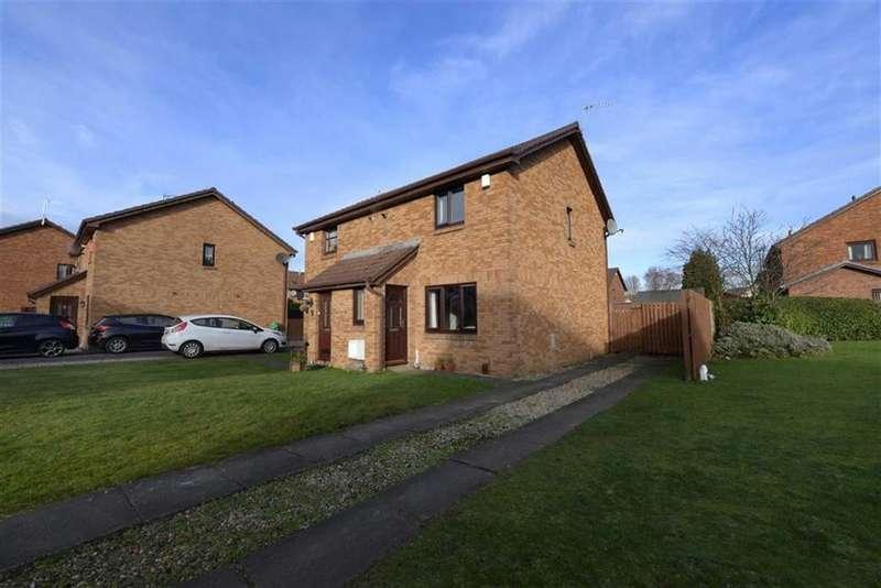 3 Bedrooms Semi Detached House for sale in Merlinford Drive, Renfrew