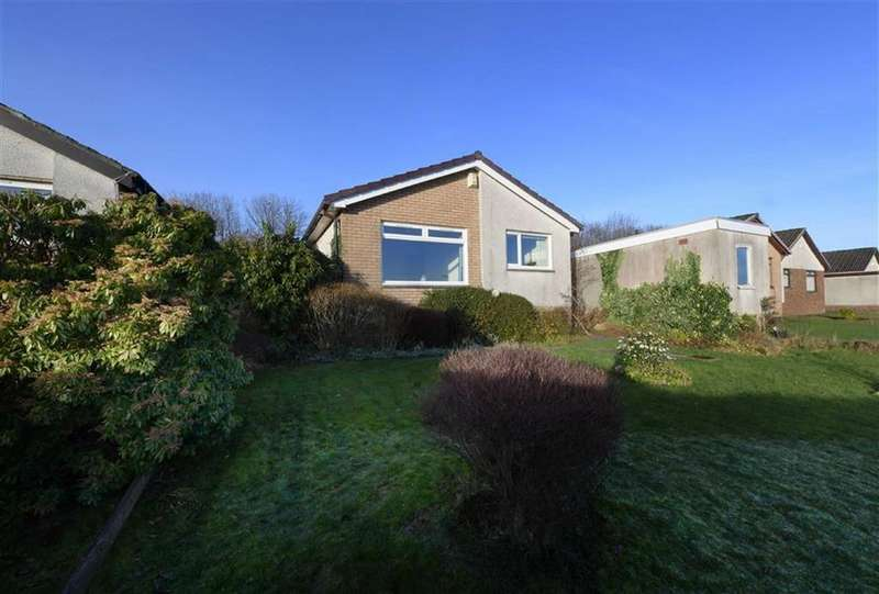 2 Bedrooms Detached Bungalow for sale in Millfield Hill, Erskine