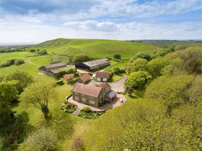 4 Bedrooms Farm Commercial for sale in Hammiton Farm, Shipton Gorge, Bridport, Dorset, DT6