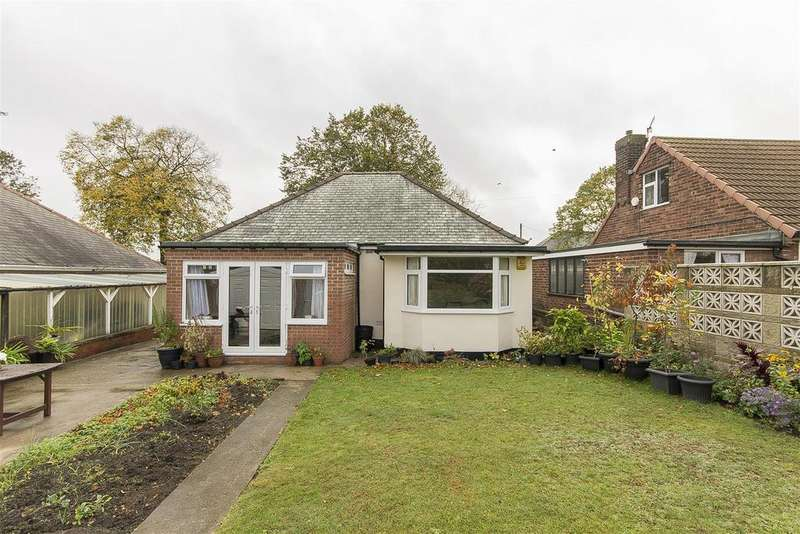 2 Bedrooms Detached Bungalow for sale in Langer Lane, Chesterfield