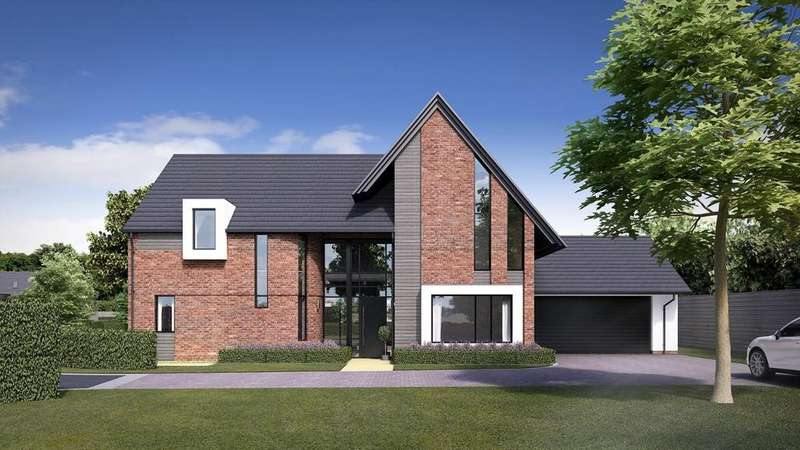 5 Bedrooms Detached House for sale in Foxmoor, The Lakes, Foxmoor, The Lakes, South Park Drive