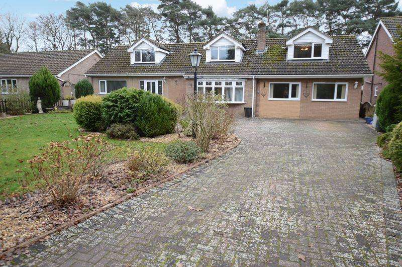 6 Bedrooms Bungalow for sale in 9 Spa Road, Woodhall Spa