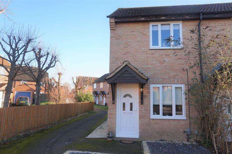 1 Bedroom Semi Detached House for sale in Scrivens Mead, Thatcham