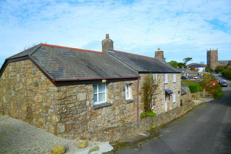 4 Bedrooms Detached House for sale in Zennor, St. Ives