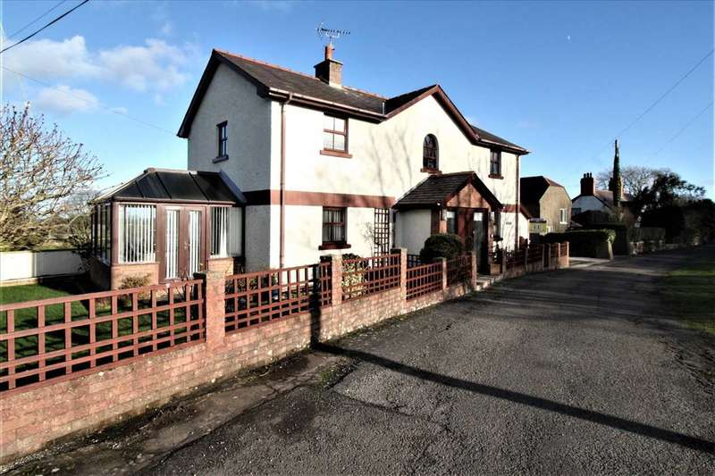 4 Bedrooms Detached House for sale in Llecyn Braf, Marianglas