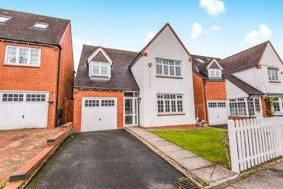 4 Bedrooms Detached House for sale in Belmont Crescent, Northfield, Birmingham, West Midlands