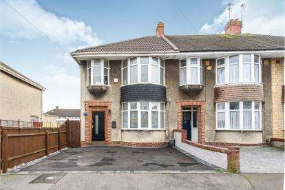 3 Bedrooms Semi Detached House for sale in Meadowsweet Avenue, Filton, Bristol, South Gloucestershire