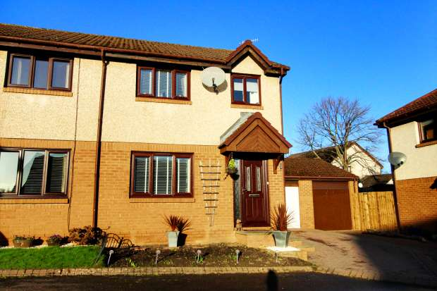 3 Bedrooms Semi Detached House for sale in Long Cram, East Lothian, EH41 4NS