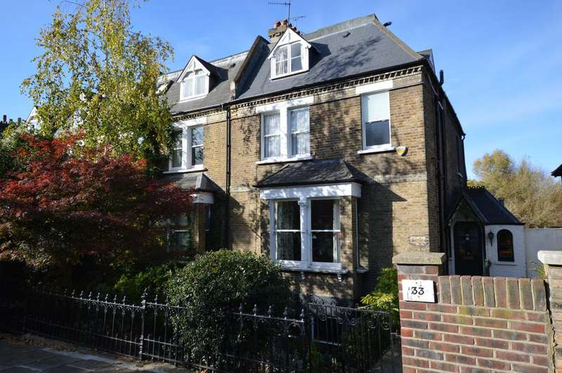 5 Bedrooms End Of Terrace House for sale in Dartmouth Park Avenue, Dartmouth Park, London NW5