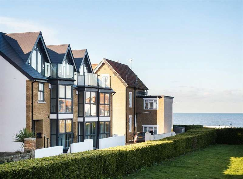 4 Bedrooms Town House for sale in Old Boundary Road, Westgate-on-Sea, Kent