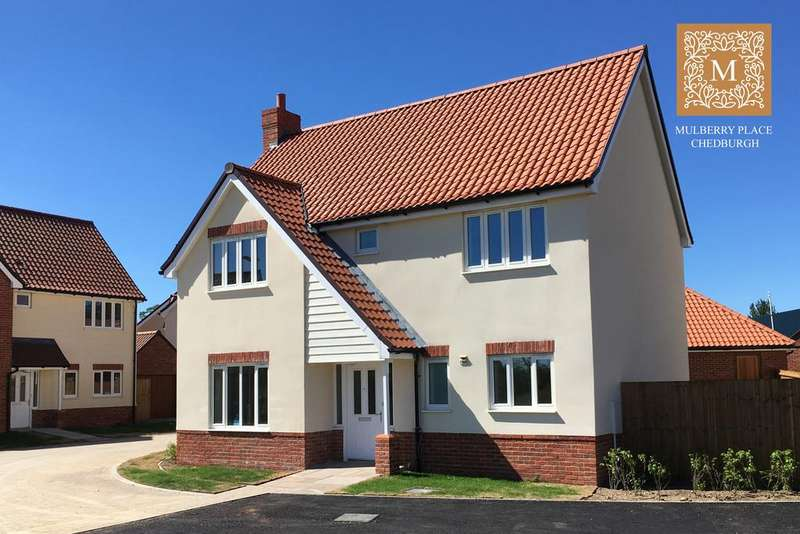 4 Bedrooms Detached House for sale in Plot 29 - Wellington Close, Chedburgh, Bury St Edmunds IP29 4WE