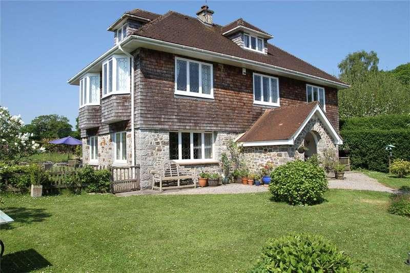 5 Bedrooms Detached House for sale in Buckfast, Buckfastleigh, Devon, TQ11