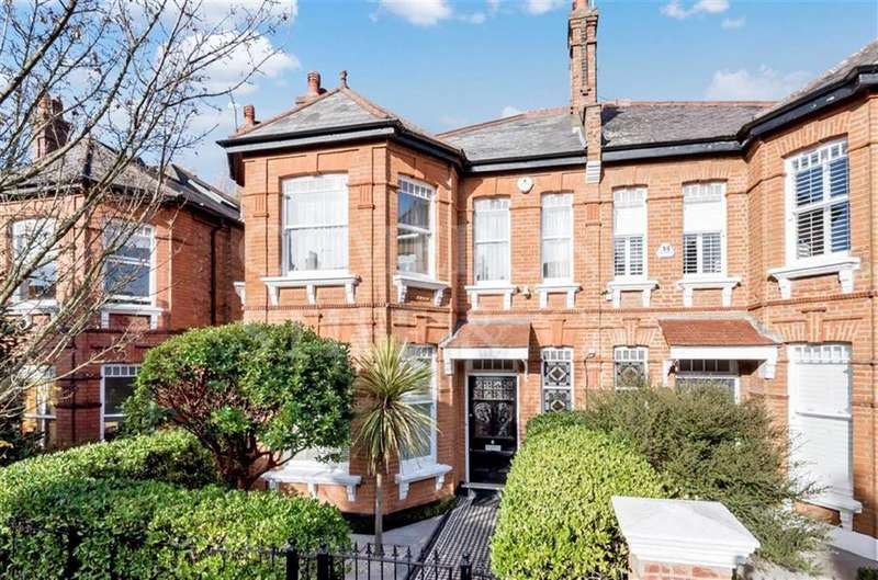 6 Bedrooms Semi Detached House for sale in Keyes Road, Mapesbury Conservation, London, NW2