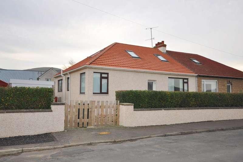 3 Bedrooms Semi Detached House for sale in 1 Ainslie Road, Girvan KA26