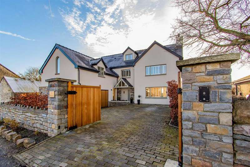 5 Bedrooms Detached House for sale in Penuel Road, Pentyrch, Cardiff