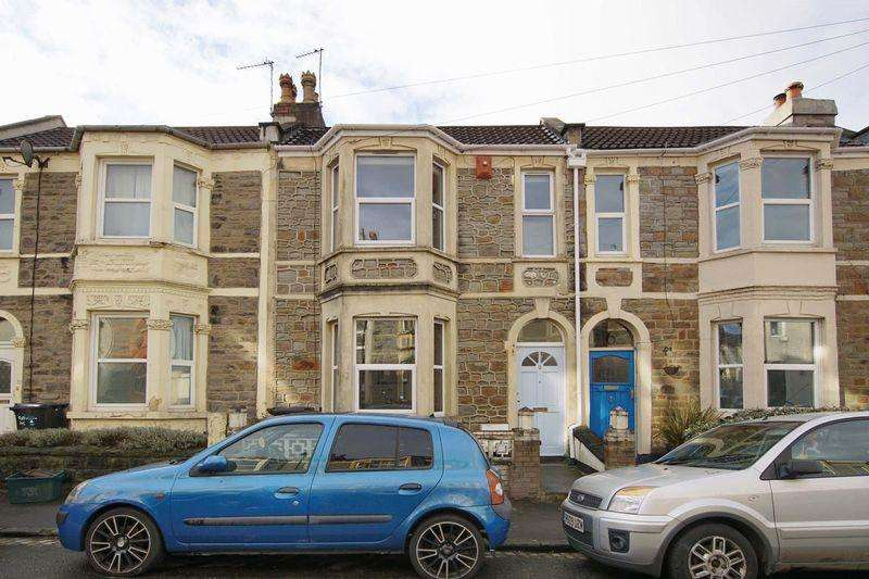 2 Bedrooms Terraced House for sale in Witchell Road, Bristol, BS5 9LF