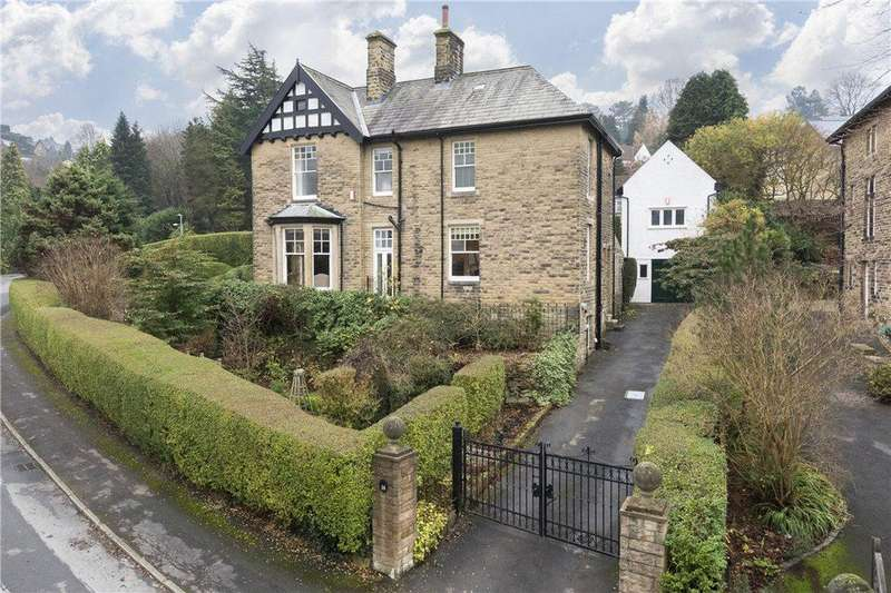 4 Bedrooms Detached House for sale in Wilton Road, Ilkley, West Yorkshire