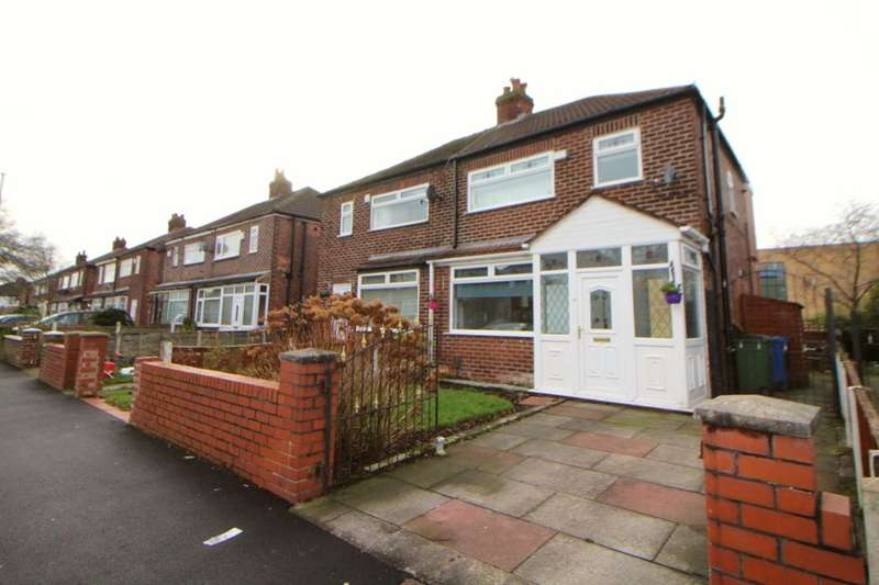 3 Bedrooms Semi Detached House for sale in Dumbarton Road, South Reddish, Stockport, SK5