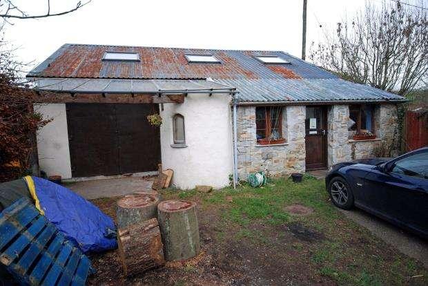 Commercial Property for sale in Lower Dean, Buckfastleigh, Devon