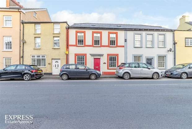 2 Bedrooms Terraced House for sale in Watton, Brecon, Powys