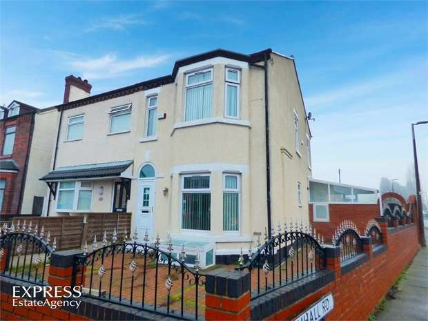 5 Bedrooms Semi Detached House for sale in Bolton Road, Pendlebury, Swinton, Manchester