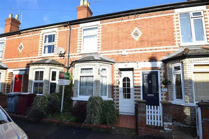 3 Bedrooms Terraced House for sale in Kings Road, Caversham, Reading