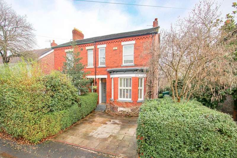 4 Bedrooms Semi Detached House for sale in Westbourne Road, Urmston, Manchester, M41