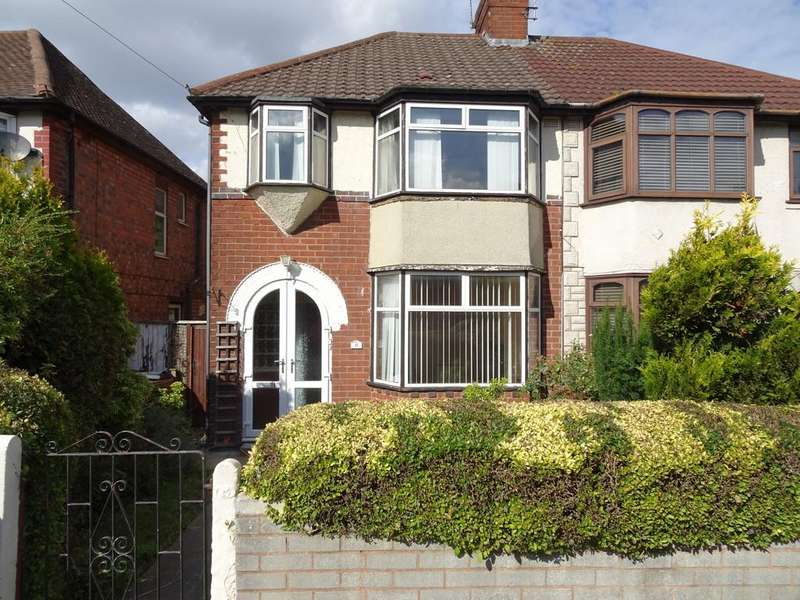 3 Bedrooms Semi Detached House for sale in Dorothy Road, Tyseley