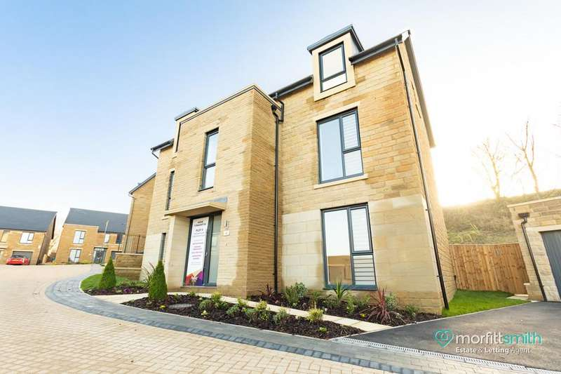5 Bedrooms Detached House for sale in Stopes Road, Stannington, S6 6BW