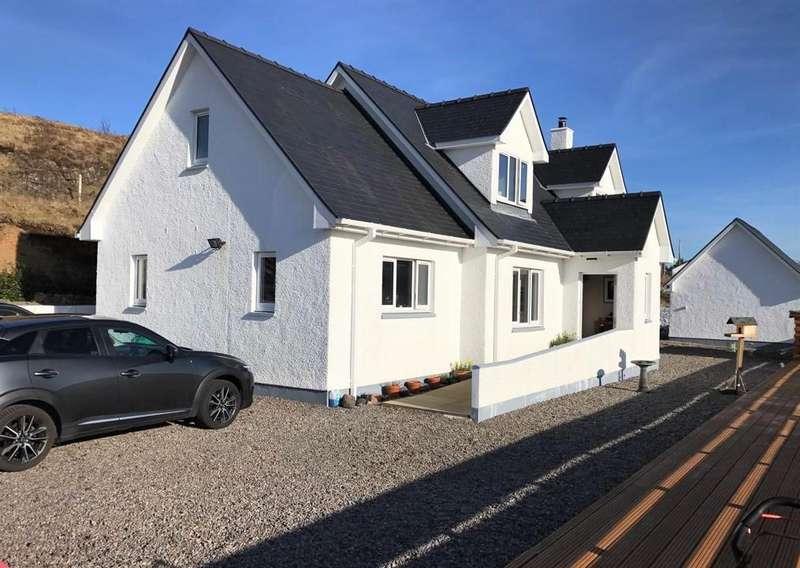 3 Bedrooms Detached Villa House for sale in Larach Beag, 3, Portnalong, Isle of Skye IV47