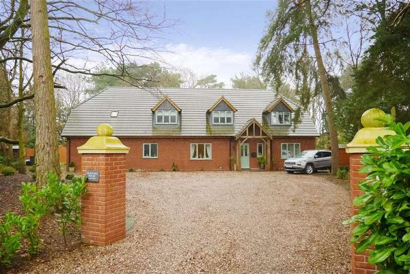 6 Bedrooms Detached House for sale in Sylvan Close, Higher Heath Whitchurch, SY13