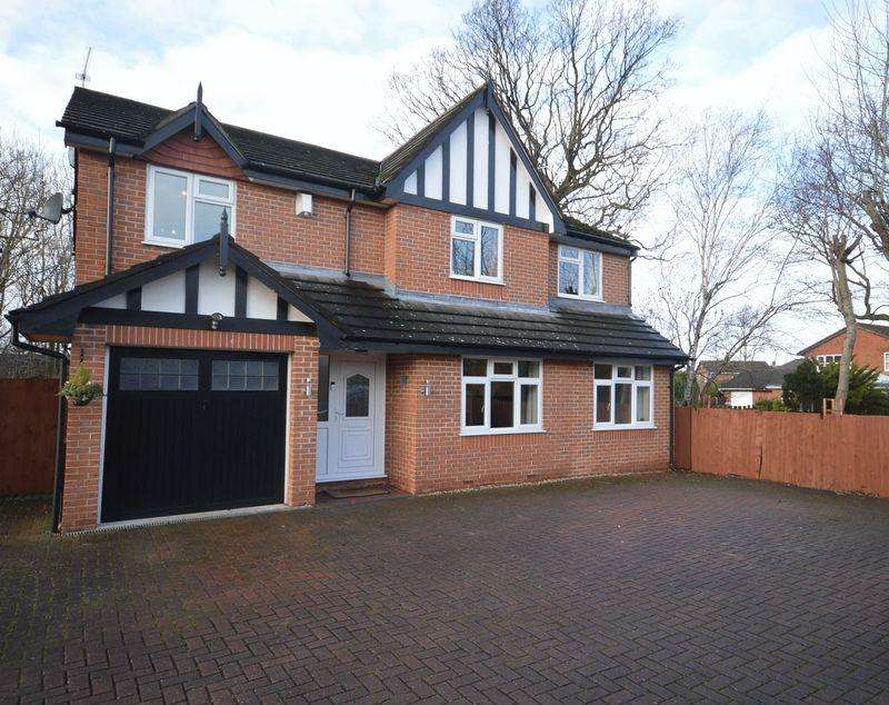 5 Bedrooms Detached House for sale in St. James Close, Greasby