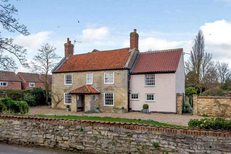 5 Bedrooms Unique Property for sale in The Old Vicarage, 9 Church Street, Great Hale, Sleaford, NG34