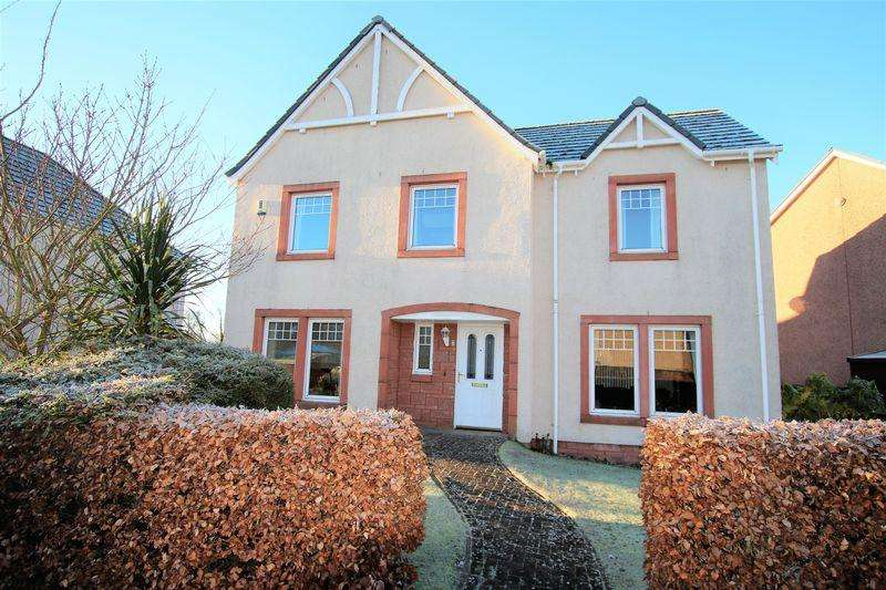4 Bedrooms Detached Villa House for sale in Orchard Way, Perth