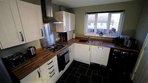 3 Bedrooms Semi Detached House for sale in Oak Road, Tanglewood, Blaina. NP13 3JX