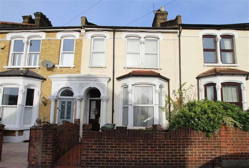 3 Bedrooms Terraced House for sale in Cairo Road, Walthamstow, London