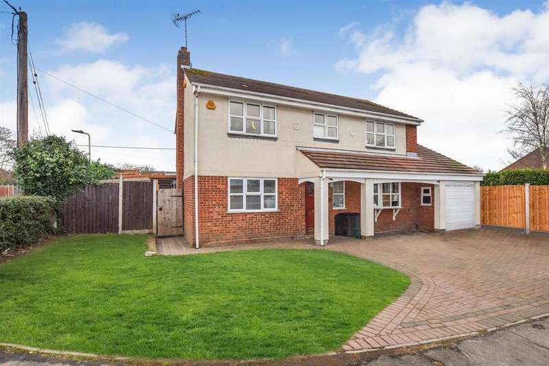 5 Bedrooms Detached House for sale in East Bridge Road, South Woodham Ferrers, Essex.