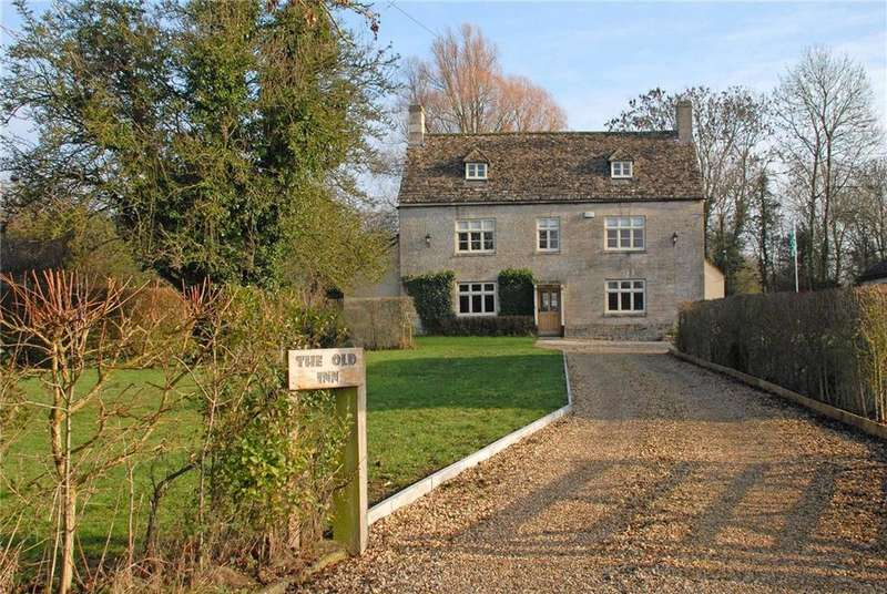 5 Bedrooms Detached House for sale in Upper Minety, Malmesbury, Wiltshire, SN16