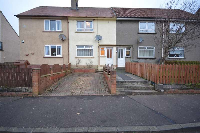 3 Bedrooms Terraced House for sale in Margaret Avenue, Galston, KA4