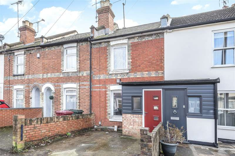 2 Bedrooms Terraced House for sale in Gosbrook Road, Caversham, Reading, Berkshire, RG4