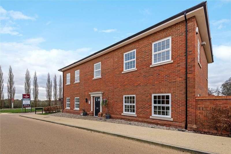 5 Bedrooms Detached House for sale in Ryebridge Lane, Upper Froyle, GU34