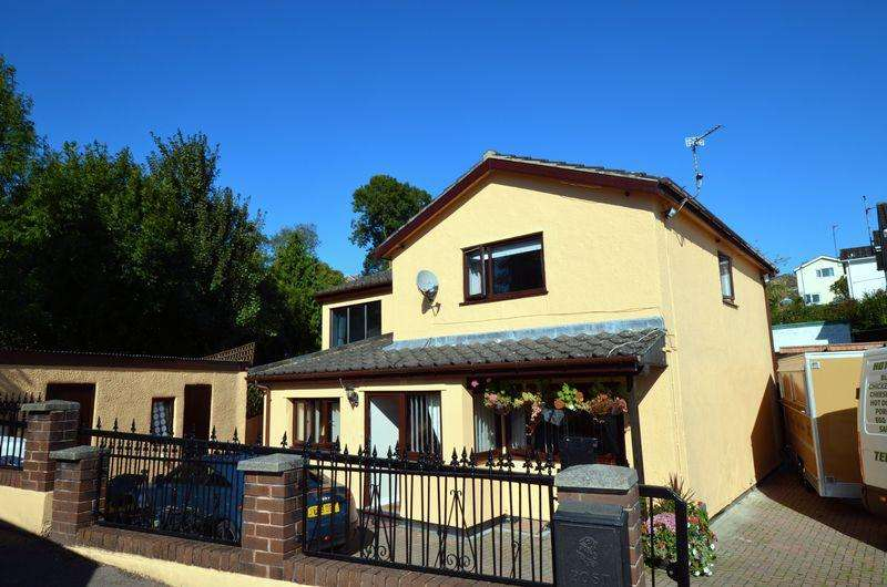 5 Bedrooms Detached House for sale in Woodland Rise, Lydney